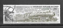 TIMBRE OBLITERE DU CONGO BRAZZA DE 1974 N° MICHEL 440 - Congo - Brazzaville