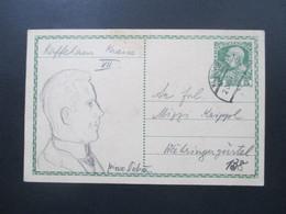 Österreich / Wien Kaffehaus Kraus 1909 GA Mit Zeichnung Und Gedicht. Porttrait Und Verletzte Katze. Signiert Pinx Petrou - 1850-1918 Imperium