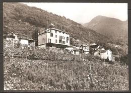 Carte P ( Suisse / Agarone ) - TI Tessin