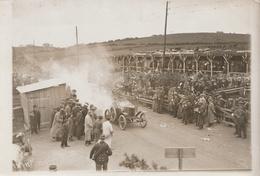 PHOTO - Coupe Des Voiturettes Légères à Boulogne Sur Mer Juin 1912 - Goux Sur Peugeot - Automobiles
