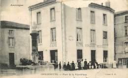 63 , ORSONNETTE , Place De La Republique , * 243 20 - France