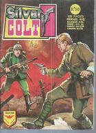 SILVER COLT  N°8  - AREDIT 1968 - Arédit & Artima