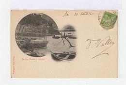 Le Coz Yaudet. Lannion. Barques. (3061) - Lannion
