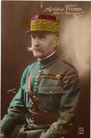 Maréchal Foch Henri Manuel (SP1919) - Personaggi