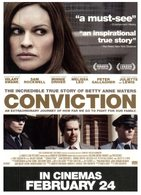 (PF 025) AVANTI Card - Movie Conviction - Affiches Sur Carte