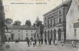 DOULAINCOURT Hôtel De Ville - Doulaincourt