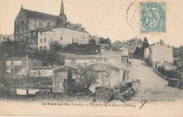 85// LE POIRE SUR VIE    Vue Prise De La Route D'Aizenay - Poiré-sur-Vie