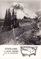 United States, Washington WA, Le Mont Rainier, Mint - Etats-Unis