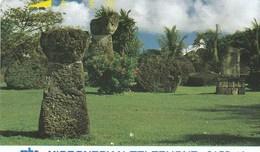 Northern Mariana Islands - Tinian Latte Stones - Northern Mariana Islands