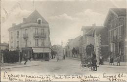 SAINT DIZIER Place Et Rue Lalande.REMOULEUR - Saint Dizier