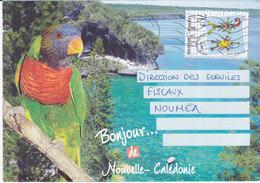 Nouvelle Calédonie, Lettre De NOUMEA CTC, 2001, ( NC 35) - Neukaledonien