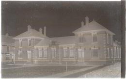 Dépt 80 - LE HAMEL - PLAQUE De VERRE (négatif Photo Noir & Blanc, Cliché R. Lelong) - La MAIRIE - France