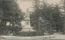 Huy La Statue De Pierre L Ermite - Huy