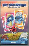 De Smurfen Memo Spelletje Memories 32 Kaarten Schtroumpf Smurf - Autres