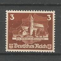Deutsches Reich, Ostropa Königsberg, Nr. 576(*) Falz - Deutschland