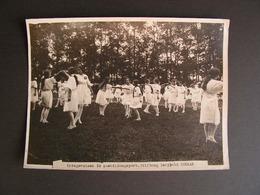 Photo Originale Henri Manuel Orphelins De Guerre Parc Education Leopold Bellan 30 - Guerre, Militaire
