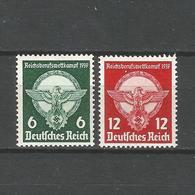 Deutsches Reich, Reichsberufswettkampf, Nr. 689 - 690 Postfrisch ** - Deutschland