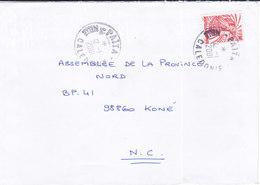 Nouvelle Calédonie, Lettre De PAITA, 2001, ( NC40) - Briefe U. Dokumente