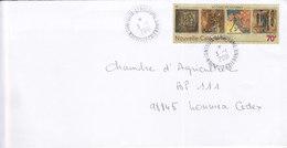 Nouvelle Calédonie, Lettre De TONTOUTA -AERODROME, 2001, ( NC42) - Neukaledonien