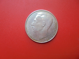 LUXEMBOURG 100 FRANCS 1964  ARGENT - Luxembourg