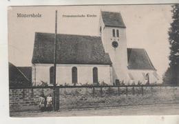 MUTTERSHOLTZ - L'Eglise Protestante - France