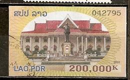 Laos 2010 Laotian Building Obl - Laos