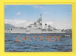 CPSM Marine Française - La Frégate Guépratte    (  D 632 ) - Guerre