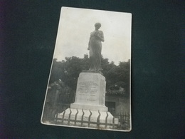 MONUMENTO AI CADUTI  ALFIANELLO 1921 RARA FOTOGRAFICA BRESCIA - War Memorials