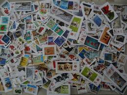 België - 500 Zegels/stamps Euro-periode - Lots & Kiloware (mixtures) - Min. 1000 Stamps