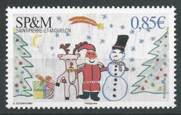 SPM 2016 - Noël - St.Pierre Et Miquelon