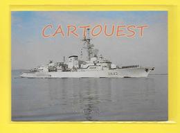 CPSM Marine Française - MONTCALM Frégate Anti-sous-marine De Type F70 - Guerre