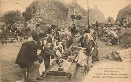 56 , AURAY , Noce Bretonne , Cachet Oblitération , Refusé Retour Envoyeur , * 252 88 - Auray