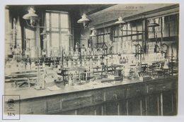 Postcard Germany - Köln - Cöln - Rhein - Chem Laboratorium Handels Hochschule - School - Chemist Laboratory - Koeln