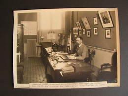 Photo Originale Henri Manuel 1920 Monsieur Kling Directeur Du Laboratoire Municipal De Paris 55 - Célébrités