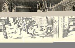 DINING ROOM OF THE PENSION VILLA CARMONA, ALHAMBRA GRANADA - Granada