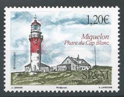 SPM 2017 - Le Phare Du Cap Blanc - St.Pedro Y Miquelon