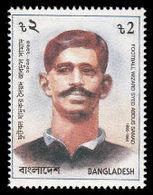 Soccer Football 1993 Bangladesh #438 MNH ** - Soccer