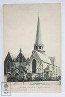 Postcard Belgium - Watou Church Poperinge - Poperinghe - - Poperinge