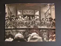 Photo Originale Henri Manuel 1920 L'empereur D'annam A Paris Indochine Vietnam 68 - Famous People