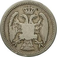Monnaie, Serbie, Milan I, 10 Para, 1883, TB+, Copper-nickel, KM:19 - Serbie