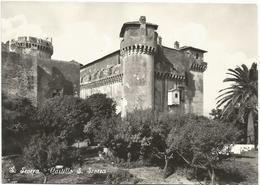 X3829 Santa Marinella (Roma) - Castello Di Santa Severa - Castle Chateau Schloss Castillo / Viaggiata 1965 - Other Cities