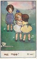 Illustration De Agnes Richardson , Raphael Tuck Oilette , * 261 34 - Other Illustrators