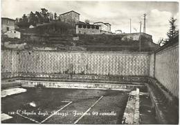 X3833 L'Aquila Degli Abruzzi - Fontana Delle 99 Cannelle / Viaggiata 1962 - L'Aquila