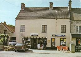 50 Surtainville Le Bourg Avec Automobile Citroën CX (2 Scan) - Other Municipalities