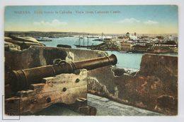 Postcard Republic Of Cuba - Habana - View From Cabaña Castle - Nº 37 - Cuba