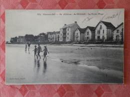 Dep 17 , Cpa Ile D'OLERON , 3837 , St TROJAN  , Le Petite Plage  (117) - Ile D'Oléron