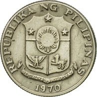 Monnaie, Philippines, 10 Sentimos, 1970, TB+, Copper-nickel, KM:198 - Philippines