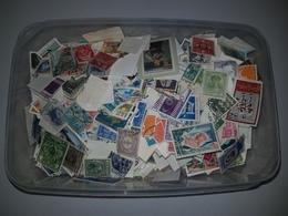 Lotto Di 200g Di Francobolli Scollati.(5) - Stamps