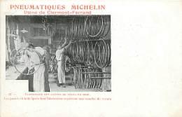 63 , Usine Michelin , CLERMONT FD , N°33 De La Serie De 36 Cp , * 266 84 - Clermont Ferrand