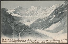 Bäregg Bei Grindelwald, Bern, 1905 - Gabler U/B AK - BE Berne